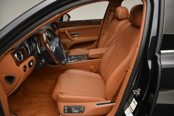New 2018 Bentley Flying Spur V8 for sale Sold at Aston Martin of Greenwich in Greenwich CT 06830 20