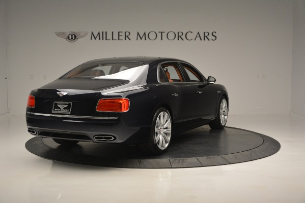 New 2018 Bentley Flying Spur V8 for sale Sold at Aston Martin of Greenwich in Greenwich CT 06830 7