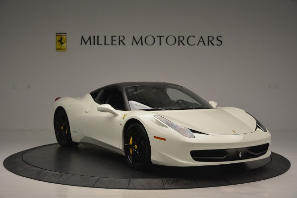 Used 2010 Ferrari 458 Italia for sale Sold at Aston Martin of Greenwich in Greenwich CT 06830 11