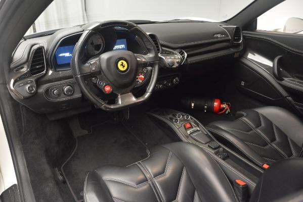 Used 2010 Ferrari 458 Italia for sale Sold at Aston Martin of Greenwich in Greenwich CT 06830 13