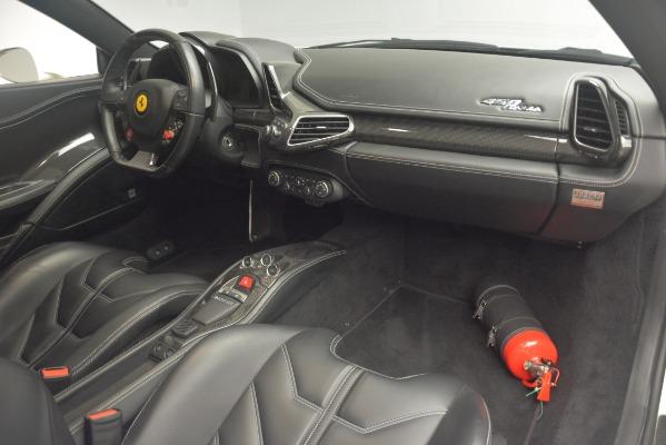 Used 2010 Ferrari 458 Italia for sale Sold at Aston Martin of Greenwich in Greenwich CT 06830 17