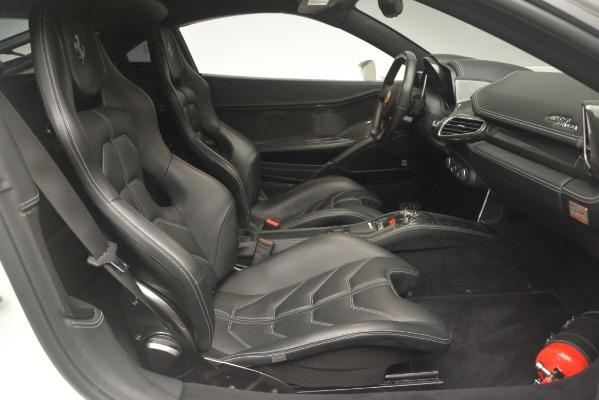 Used 2010 Ferrari 458 Italia for sale Sold at Aston Martin of Greenwich in Greenwich CT 06830 18