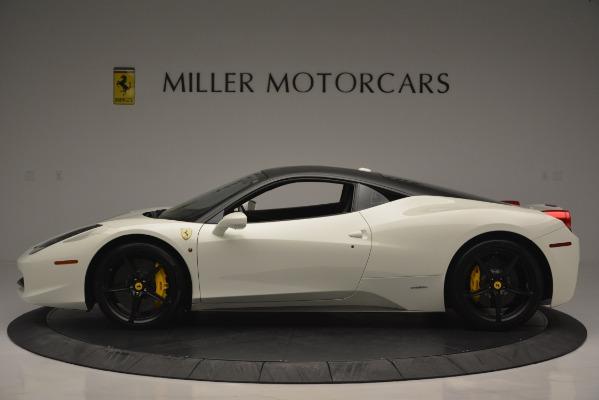 Used 2010 Ferrari 458 Italia for sale Sold at Aston Martin of Greenwich in Greenwich CT 06830 3