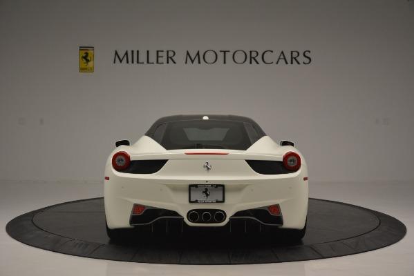 Used 2010 Ferrari 458 Italia for sale Sold at Aston Martin of Greenwich in Greenwich CT 06830 6