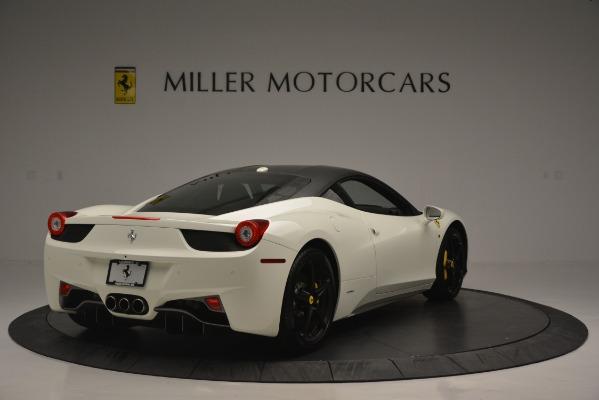 Used 2010 Ferrari 458 Italia for sale Sold at Aston Martin of Greenwich in Greenwich CT 06830 7