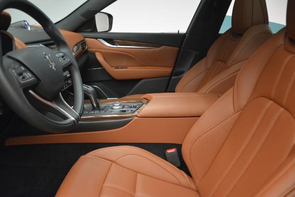 New 2019 Maserati Levante S Q4 GranSport for sale Sold at Aston Martin of Greenwich in Greenwich CT 06830 14