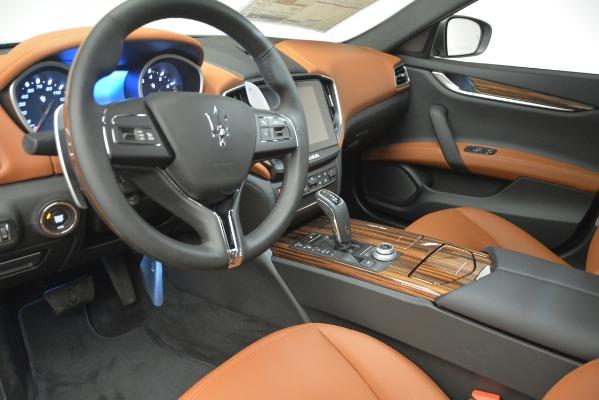 New 2019 Maserati Ghibli S Q4 for sale Sold at Aston Martin of Greenwich in Greenwich CT 06830 12
