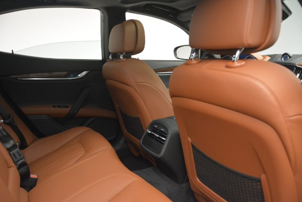 New 2019 Maserati Ghibli S Q4 for sale Sold at Aston Martin of Greenwich in Greenwich CT 06830 22