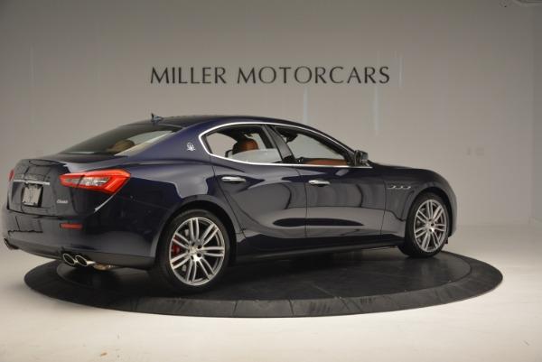 New 2019 Maserati Ghibli S Q4 for sale Sold at Aston Martin of Greenwich in Greenwich CT 06830 8