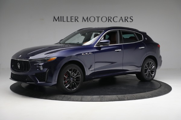 New 2019 Maserati Levante S Q4 GranSport for sale Sold at Aston Martin of Greenwich in Greenwich CT 06830 2
