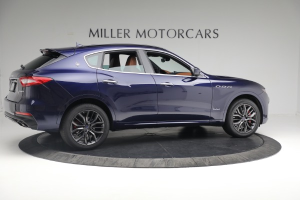 New 2019 Maserati Levante S Q4 GranSport for sale Sold at Aston Martin of Greenwich in Greenwich CT 06830 8