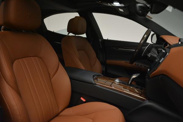New 2019 Maserati Ghibli S Q4 for sale Sold at Aston Martin of Greenwich in Greenwich CT 06830 17