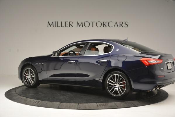 New 2019 Maserati Ghibli S Q4 for sale Sold at Aston Martin of Greenwich in Greenwich CT 06830 4