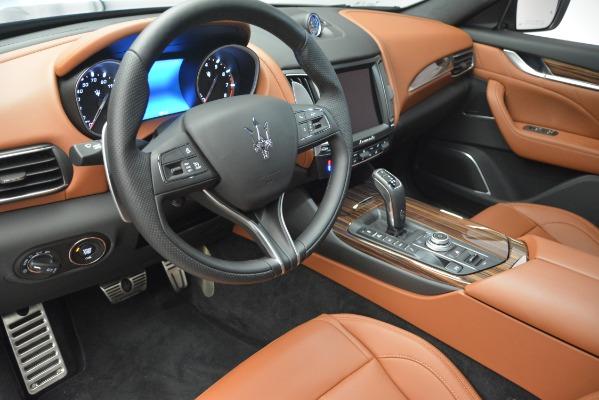 New 2019 Maserati Levante S Q4 GranSport for sale Sold at Aston Martin of Greenwich in Greenwich CT 06830 13
