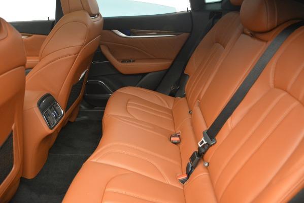 New 2019 Maserati Levante S Q4 GranSport for sale Sold at Aston Martin of Greenwich in Greenwich CT 06830 18