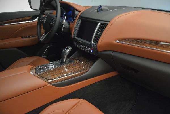New 2019 Maserati Levante S Q4 GranSport for sale Sold at Aston Martin of Greenwich in Greenwich CT 06830 20