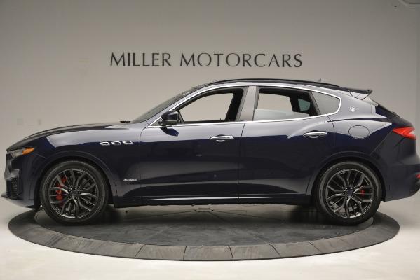 New 2019 Maserati Levante S Q4 GranSport for sale Sold at Aston Martin of Greenwich in Greenwich CT 06830 3