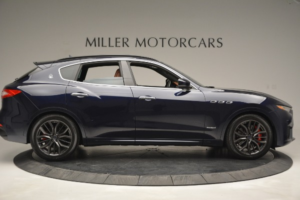 New 2019 Maserati Levante S Q4 GranSport for sale Sold at Aston Martin of Greenwich in Greenwich CT 06830 9