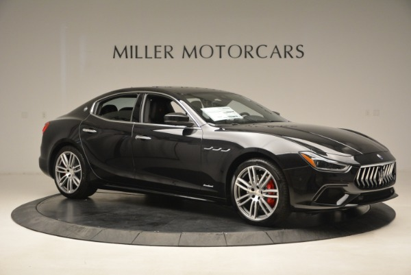 Used 2019 Maserati Ghibli S Q4 GranSport for sale $64,900 at Aston Martin of Greenwich in Greenwich CT 06830 10