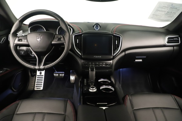 Used 2019 Maserati Ghibli S Q4 GranSport for sale $64,900 at Aston Martin of Greenwich in Greenwich CT 06830 16