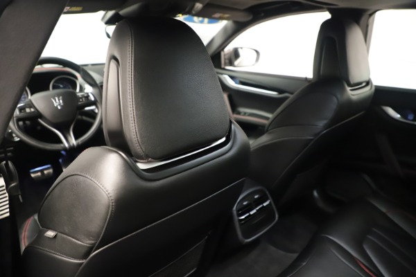 Used 2019 Maserati Ghibli S Q4 GranSport for sale $64,900 at Aston Martin of Greenwich in Greenwich CT 06830 20