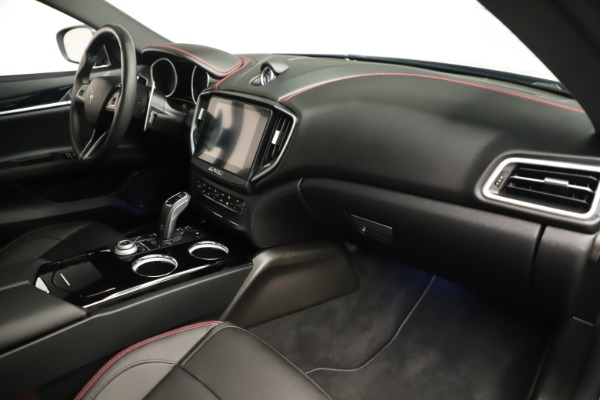 Used 2019 Maserati Ghibli S Q4 GranSport for sale $64,900 at Aston Martin of Greenwich in Greenwich CT 06830 22