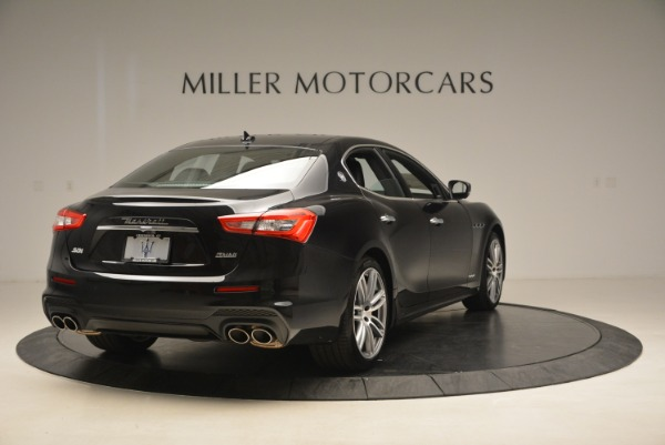 Used 2019 Maserati Ghibli S Q4 GranSport for sale $64,900 at Aston Martin of Greenwich in Greenwich CT 06830 7