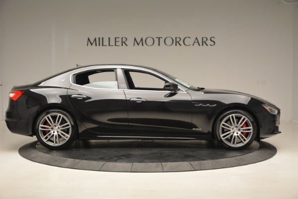 Used 2019 Maserati Ghibli S Q4 GranSport for sale $64,900 at Aston Martin of Greenwich in Greenwich CT 06830 9