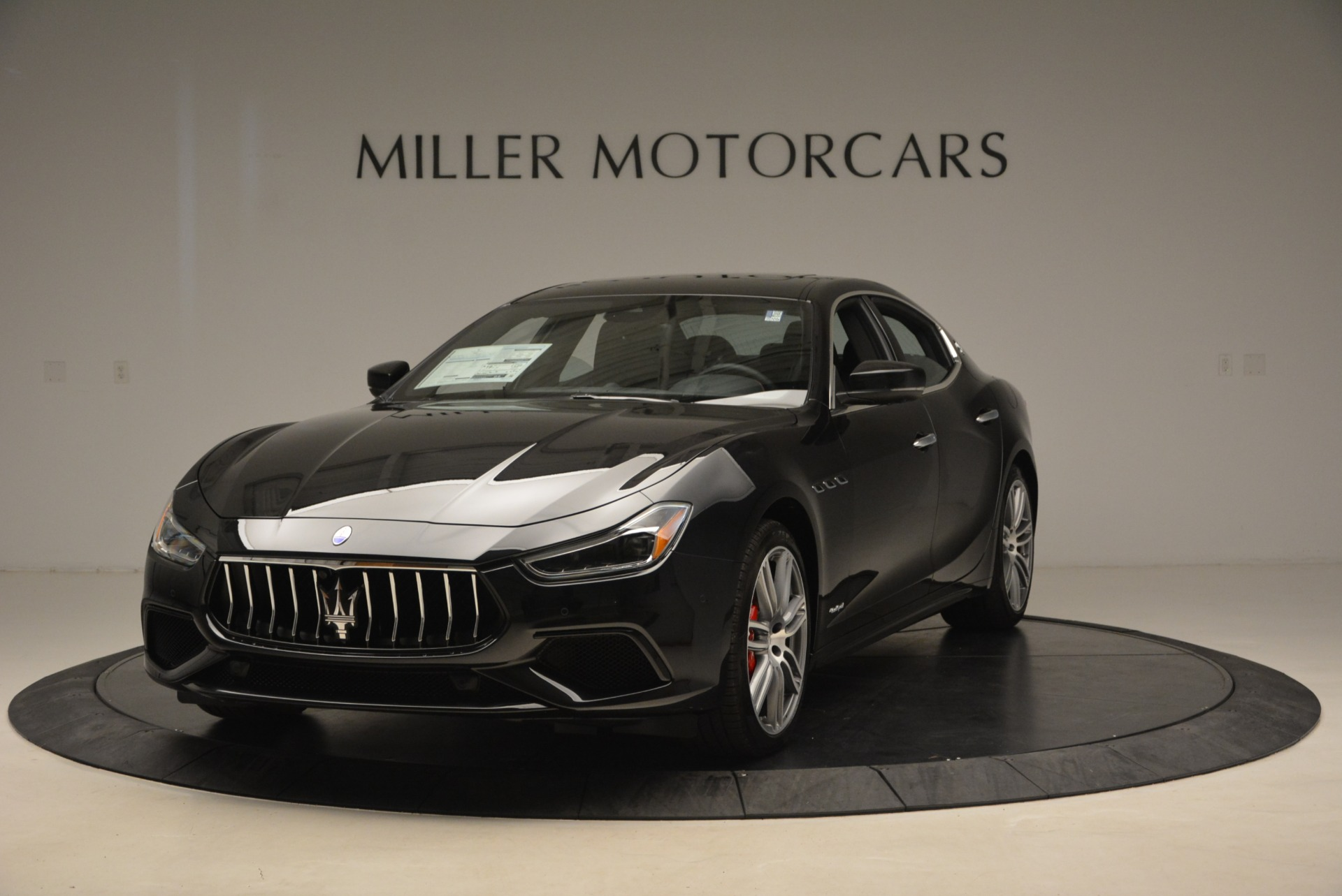 Used 2019 Maserati Ghibli S Q4 GranSport for sale $64,900 at Aston Martin of Greenwich in Greenwich CT 06830 1