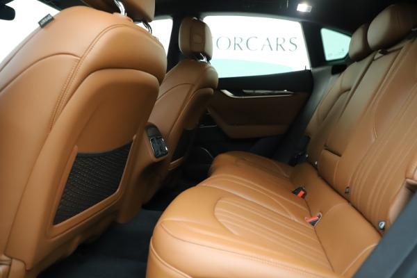 Used 2019 Maserati Levante Q4 GranLusso for sale Sold at Aston Martin of Greenwich in Greenwich CT 06830 19