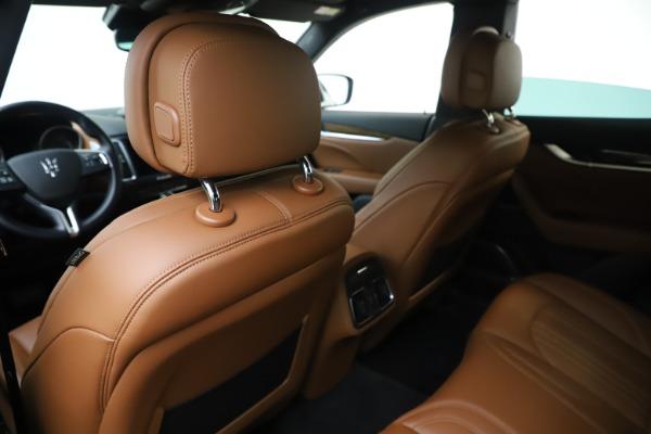 Used 2019 Maserati Levante Q4 GranLusso for sale Sold at Aston Martin of Greenwich in Greenwich CT 06830 20