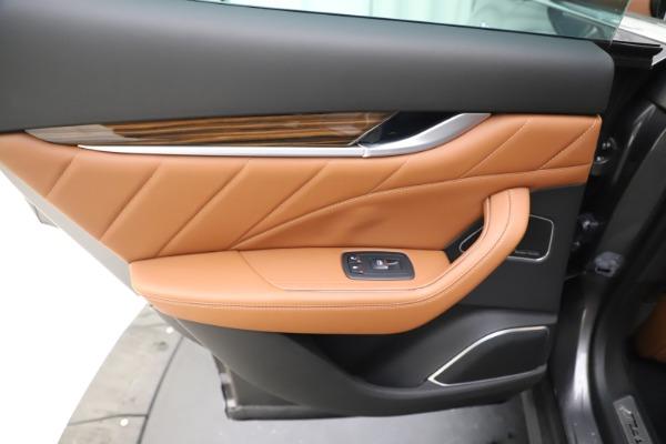 Used 2019 Maserati Levante Q4 GranLusso for sale Sold at Aston Martin of Greenwich in Greenwich CT 06830 21