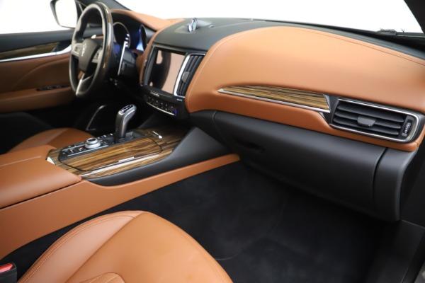 Used 2019 Maserati Levante Q4 GranLusso for sale Sold at Aston Martin of Greenwich in Greenwich CT 06830 22