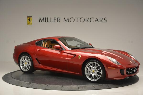 Used 2009 Ferrari 599 GTB Fiorano for sale Sold at Aston Martin of Greenwich in Greenwich CT 06830 10