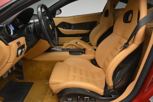 Used 2009 Ferrari 599 GTB Fiorano for sale Sold at Aston Martin of Greenwich in Greenwich CT 06830 14