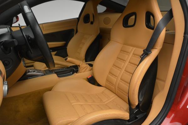 Used 2009 Ferrari 599 GTB Fiorano for sale Sold at Aston Martin of Greenwich in Greenwich CT 06830 15