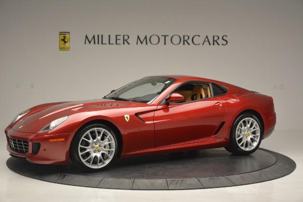 Used 2009 Ferrari 599 GTB Fiorano for sale Sold at Aston Martin of Greenwich in Greenwich CT 06830 2