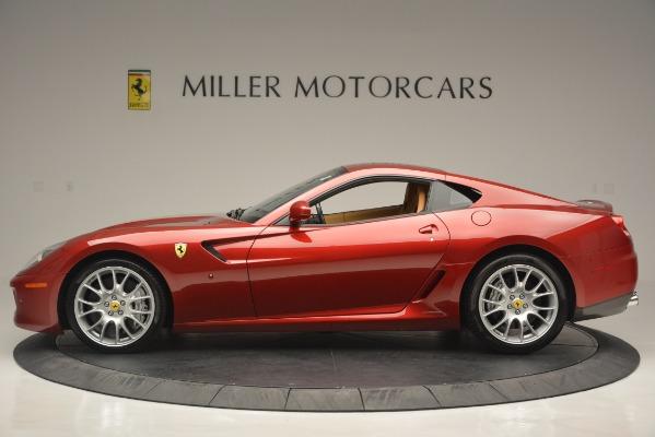 Used 2009 Ferrari 599 GTB Fiorano for sale Sold at Aston Martin of Greenwich in Greenwich CT 06830 3