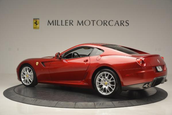 Used 2009 Ferrari 599 GTB Fiorano for sale Sold at Aston Martin of Greenwich in Greenwich CT 06830 4