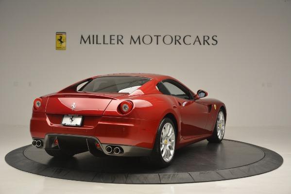 Used 2009 Ferrari 599 GTB Fiorano for sale Sold at Aston Martin of Greenwich in Greenwich CT 06830 7