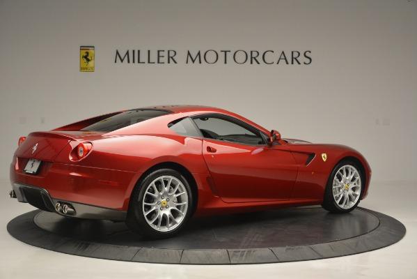 Used 2009 Ferrari 599 GTB Fiorano for sale Sold at Aston Martin of Greenwich in Greenwich CT 06830 8