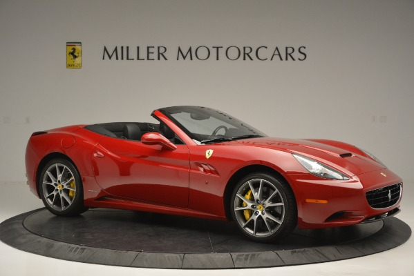 Used 2011 Ferrari California for sale Sold at Aston Martin of Greenwich in Greenwich CT 06830 11