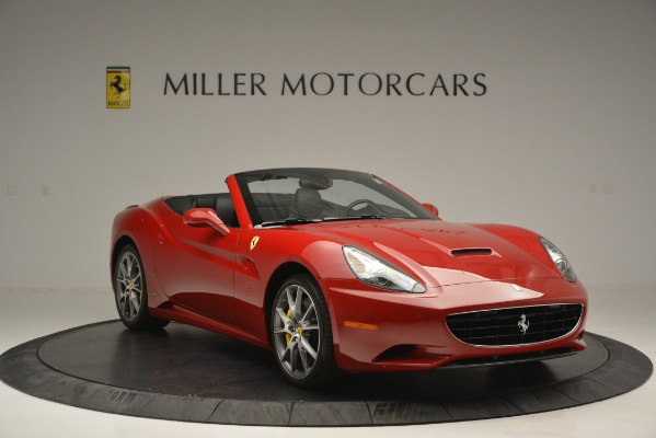 Used 2011 Ferrari California for sale Sold at Aston Martin of Greenwich in Greenwich CT 06830 12