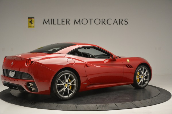 Used 2011 Ferrari California for sale Sold at Aston Martin of Greenwich in Greenwich CT 06830 16