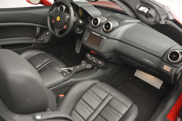 Used 2011 Ferrari California for sale Sold at Aston Martin of Greenwich in Greenwich CT 06830 26