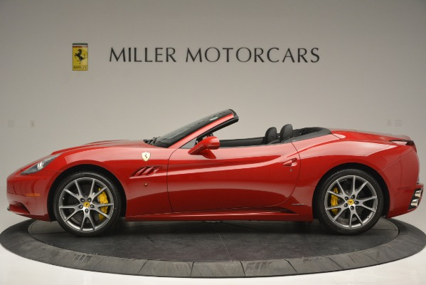 Used 2011 Ferrari California for sale Sold at Aston Martin of Greenwich in Greenwich CT 06830 3