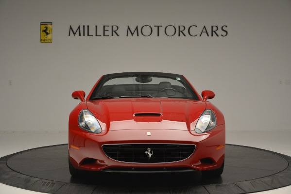 Used 2011 Ferrari California for sale Sold at Aston Martin of Greenwich in Greenwich CT 06830 6
