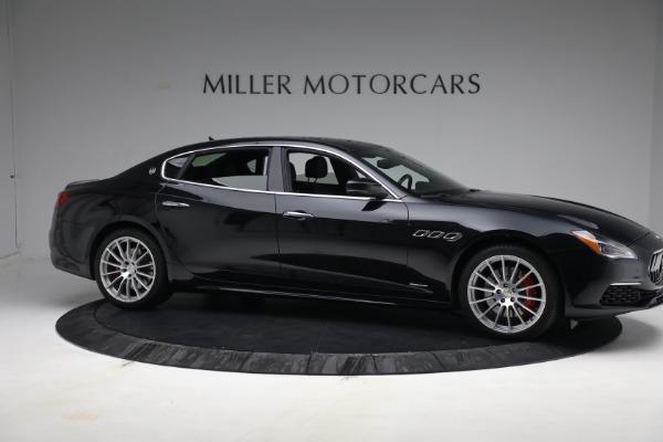 Used 2019 Maserati Quattroporte S Q4 GranLusso for sale Call for price at Aston Martin of Greenwich in Greenwich CT 06830 10