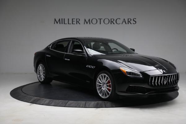 New 2019 Maserati Quattroporte S Q4 GranLusso for sale Sold at Aston Martin of Greenwich in Greenwich CT 06830 11