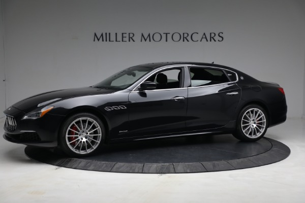 New 2019 Maserati Quattroporte S Q4 GranLusso for sale Sold at Aston Martin of Greenwich in Greenwich CT 06830 2
